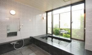 新宿ハイケアレジデンス-大浴場